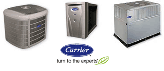 Carrier Heating & Cooling system